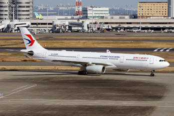 B-6085 - China Eastern Airlines Airbus A330-300