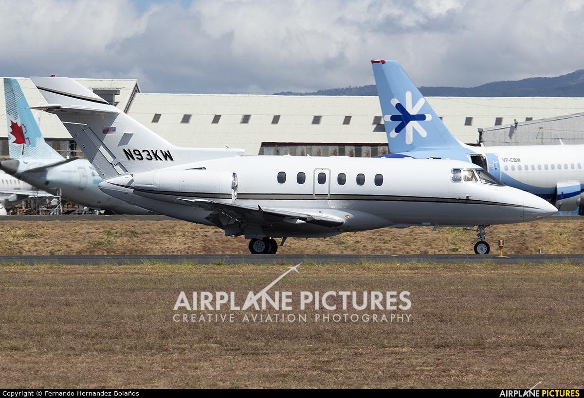 Wilmington Trust Company N93KW aircraft at San Jose - Juan Santamaría Intl