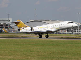 N689WM - Private Bombardier BD-700 Global 5000