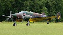 F-AZEJ - Private Beechcraft 18 Twin Beech S series aircraft