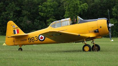 F-AZVN -  North American Harvard/Texan (AT-6, 16, SNJ series)
