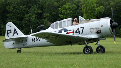 F-AZRB - Private North American Harvard/Texan (AT-6, 16, SNJ series)