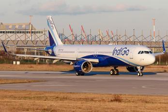 VT-ILE - IndiGo Airbus A321 NEO