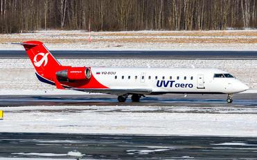 VQ-BOU - UVT-Aero Canadair CL-600 CRJ-200