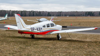 SP-KBY - Private Piper PA-28R-201 Arrow III