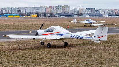 SP-GWA - Goldwings Flight Academy Diamond DA 20 Katana