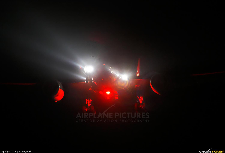 Turkish Airlines TC-LLG aircraft at Kyiv - Borispol