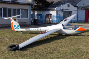 HA-4539 - Private Grob G102 Astir