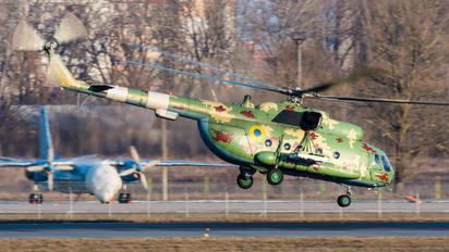 - - Ukraine - Army Mil Mi-8MSB-V