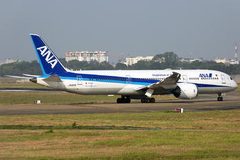 JA922A - ANA - All Nippon Airways Boeing 787-9 Dreamliner