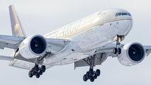 HZ-AK72 - Saudi Arabian Cargo Boeing 777F aircraft