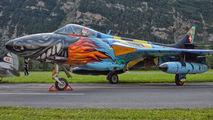 J-4015 - Hunterverein Mollis Hawker Hunter F.58 aircraft