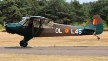 D-EHCB - Private Piper L-18 Super Cub aircraft