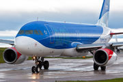 G-MIDY - BMI British Midland Airbus A320 aircraft