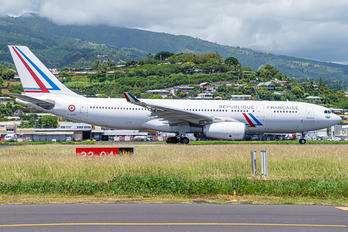 F-UJCS - France - Government Airbus A330-200