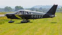 G-BEBZ - Private Piper PA-28 Warrior aircraft