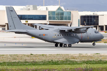 TR.19A-01 - Spain - Air Force Casa CN-235M
