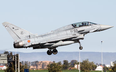 CE.16-05 - Spain - Air Force Eurofighter Typhoon T
