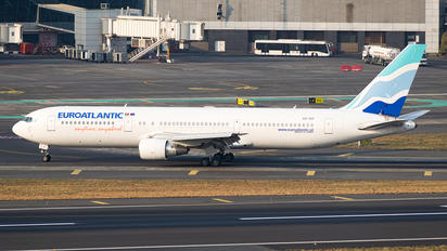 CS-TST - Euro Atlantic Airways Boeing 767-300ER