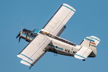 HA-MBA - Private Antonov An-2
