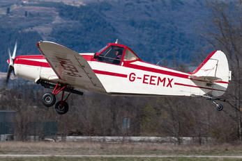 G-EEMX - Private Piper PA-25 Pawnee