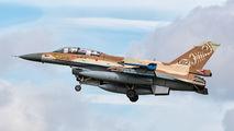 682 - Israel - Defence Force General Dynamics F-16D Barak aircraft