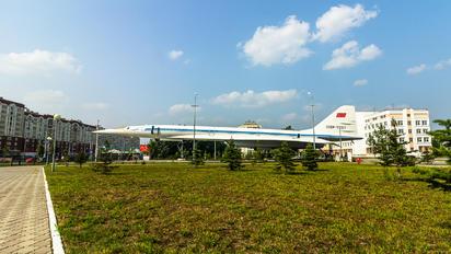 CCCP-77107 - Tupolev Design Bureau - Airport Overview - Museum, Memorial