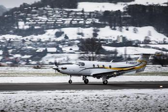 F-HGET - Get1Jet Pilatus PC-12
