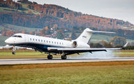 N711LS - Private Bombardier BD-700 Global 5000 aircraft
