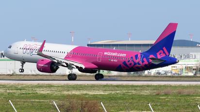 A6-WZA - Wizz Air Abu Dhabi Airbus A321 NEO
