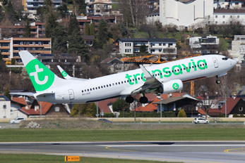 PH-HXF - GOL Transportes Aéreos  Boeing 737-800
