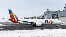 2-RTNA - FlyEgypt Boeing 737-800 aircraft