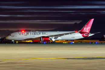 G-VCRU - Virgin Atlantic Boeing 787-9 Dreamliner