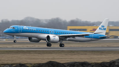 PH-NXB - KLM Cityhopper Embraer ERJ-195-E2
