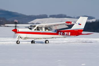 OK-WIB - Private Cessna 177 RG Cardinal