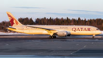 A7-BHG - Qatar Airways Boeing 787-9 Dreamliner aircraft
