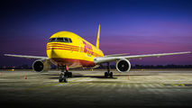 A9C-DHJ - DHL Cargo Boeing 767-200 aircraft