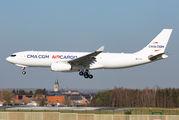 OO-CMA - CMA CGM Aircargo (Air Belgium) Airbus A330-200F aircraft