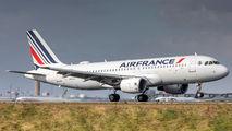 F-GKXG - Air France Airbus A320 aircraft