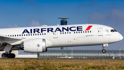 F-HRBD - Air France Boeing 787-9 Dreamliner