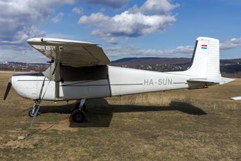 HA-SUN - Private Cessna 172 Skyhawk (all models except RG)