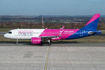 HA-LJD - Wizz Air Airbus A320 NEO