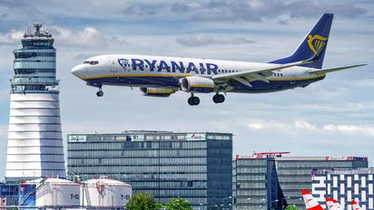 EI-DWY - Ryanair Boeing 737-800