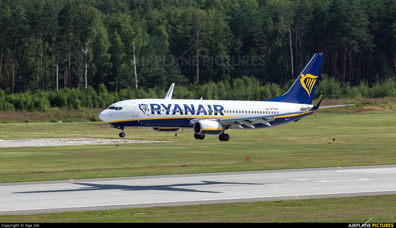 Ryanair Sun SP-RKI aircraft at Katowice - Pyrzowice