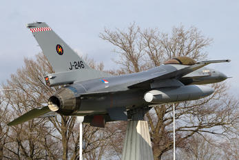 J-246 - Netherlands - Air Force General Dynamics F-16A Fighting Falcon
