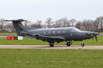 282 - Ireland - Air Corps Pilatus PC-12