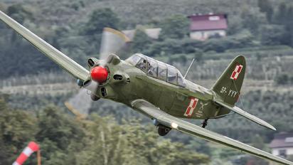 SP-YYY - Aeroklub Podhalański Yakovlev Yak-18