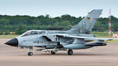 46+49 - Germany - Air Force Panavia Tornado - ECR
