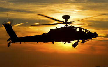 - - British Army Westland Apache AH.1