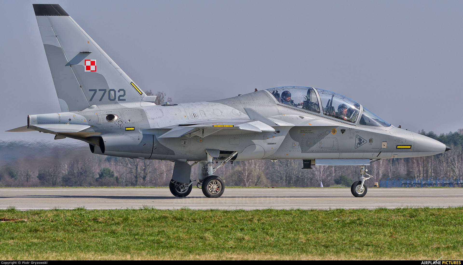 Poland - Air Force 7702 aircraft at Dęblin